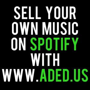 put music on spotify