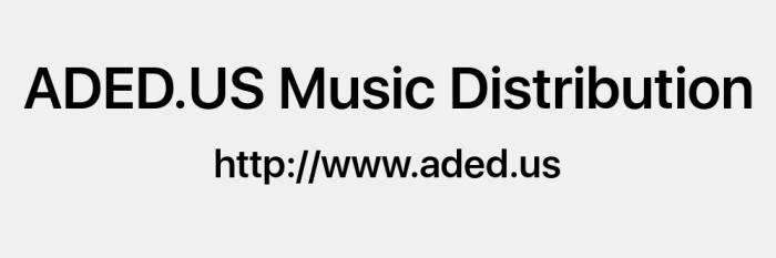 adeddotus-music-distribution-logo