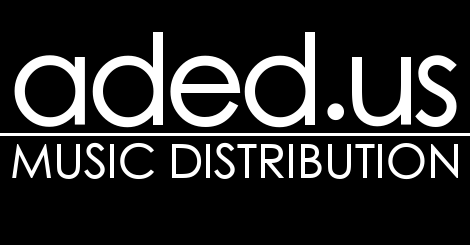 aded.us logo white on black banner