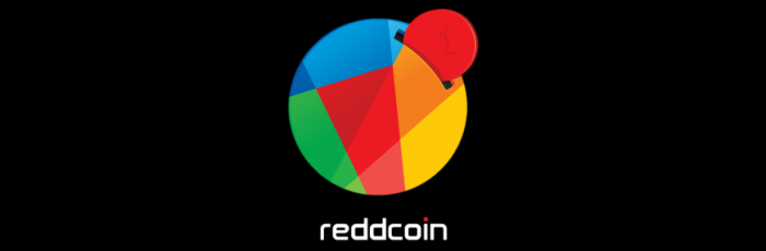 ReddCoin Logo full bar